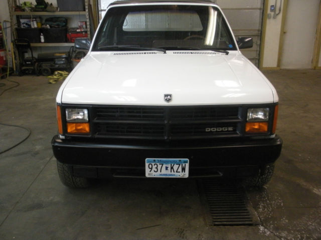 1989 dodge dakota convertible for sale photos technical. Cars Review. Best American Auto & Cars Review