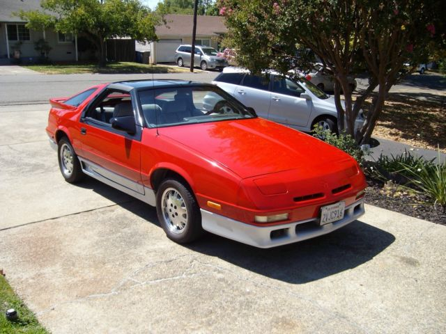 1989 Dodge Daytona ES shelby