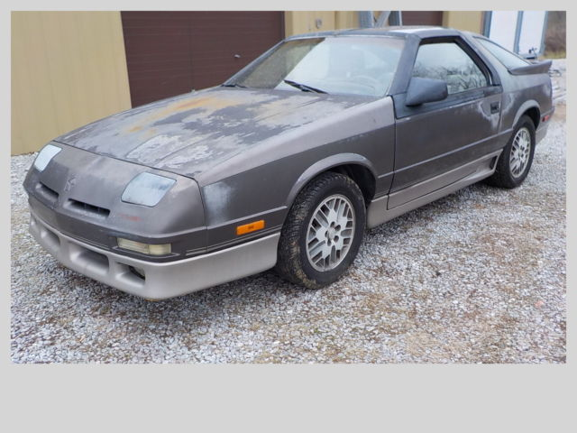 1989 Dodge Daytona ES Hatchback 2-Door