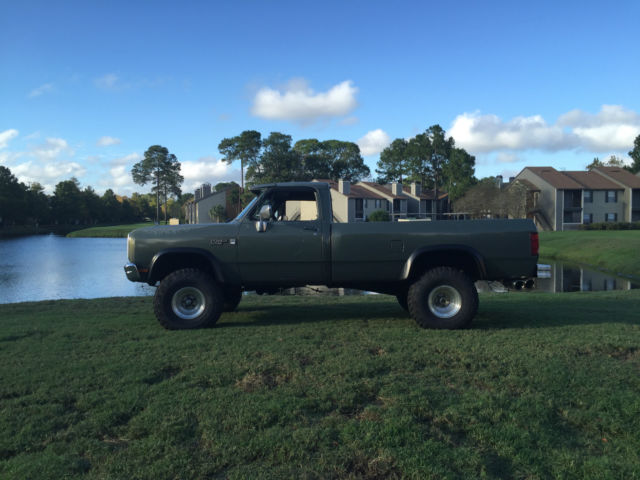 1989 Dodge Other Pickups POWER RAM