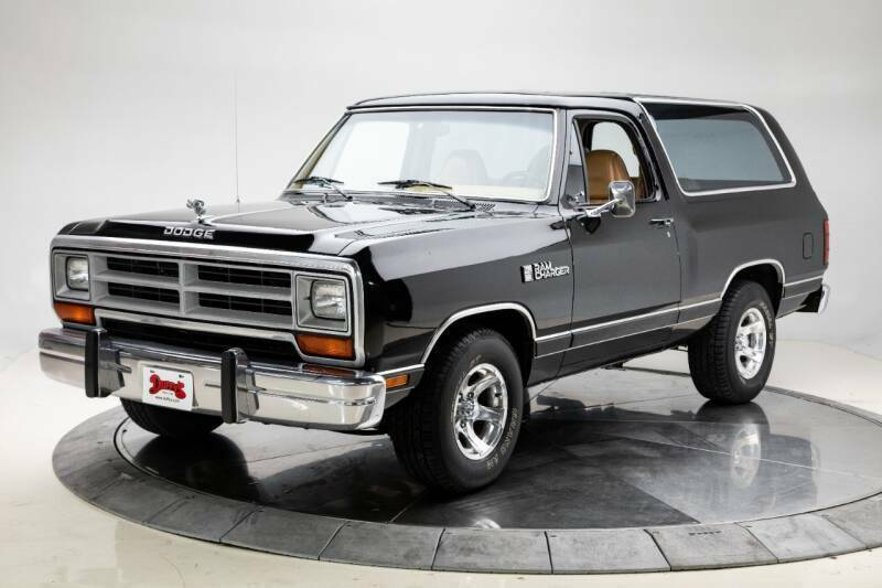 1989 Dodge Ramcharger 150 2dr SUV
