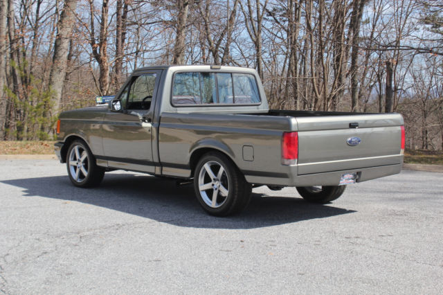 1989 f150 roush yates ford racing v8 and transmission for sale photos technical specifications. Black Bedroom Furniture Sets. Home Design Ideas