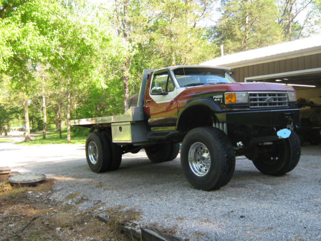 1989 Ford F-450