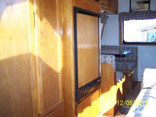 1989 FORD CUTAWAY RV VAN CAMPER/RECREATIONAL TRANS VAN for