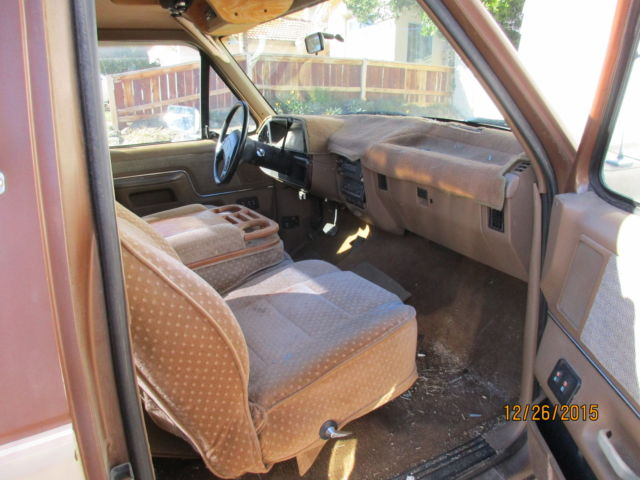 1989 Ford F-250 XLT Lariat Extended Cab Pickup 2-Door 7.5L ...