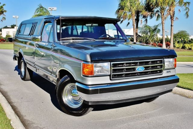 1989 -- Ford F-150 XLT Lariat 35k Original Miles Like New -- with -- interior