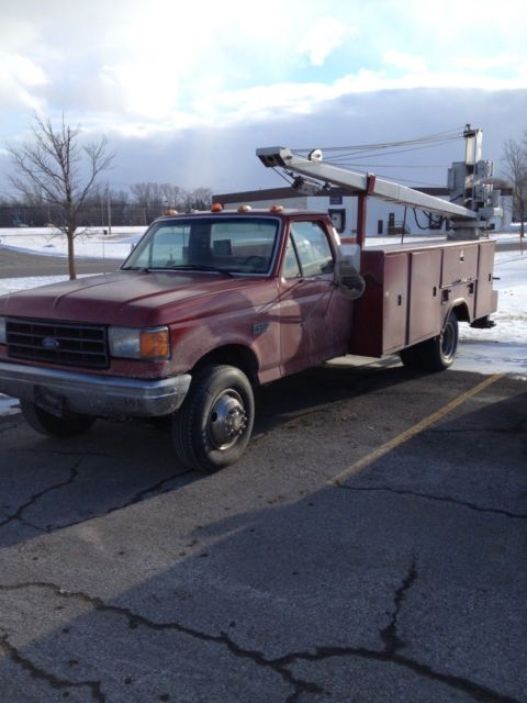 1989 Ford Other Pickups none