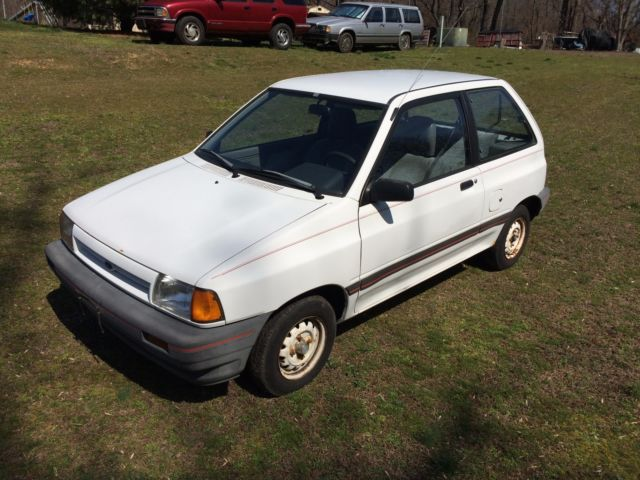 1989 ford festiva lx automatic for sale photos technical Ford Festiva Transmission Diagram 1989 ford festiva lx automatic