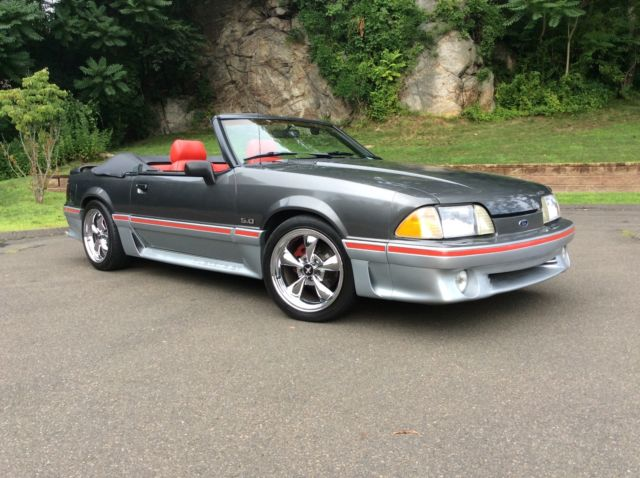 Ford Mustang Gt  Speed Rust Free Show Quality No Reserve