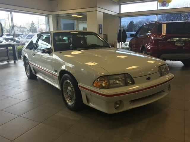 1989 ford mustang gt coupe hatchback 5 0l efi v 8 manual. Black Bedroom Furniture Sets. Home Design Ideas