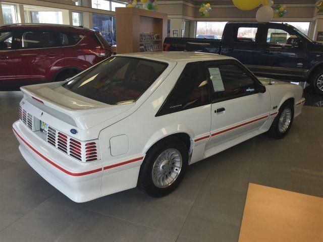 1989 Mustang Gt Price
