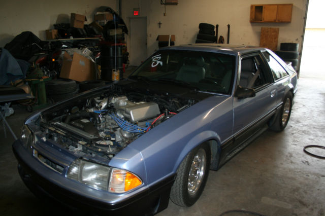 1989 Ford Mustang GT Hatchback 2-Door