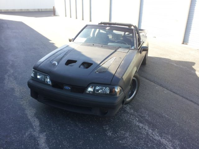 1989 Ford Mustang gt/lx