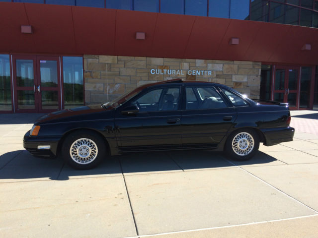 1989 ford taurus gen 1 sho 5 speed for sale photos technical specifications description. Black Bedroom Furniture Sets. Home Design Ideas