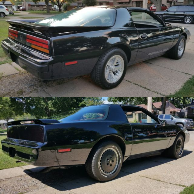 1989 Formula 350 Knight Rider Replica KITT KARR For Sale