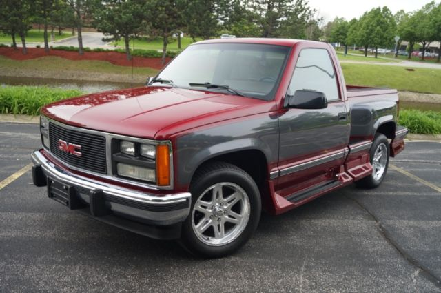 1989 GMC Sierra 1500 FULL CUSTOM SHOW TRUCK FROM FLORIDA MUST SEE!!!