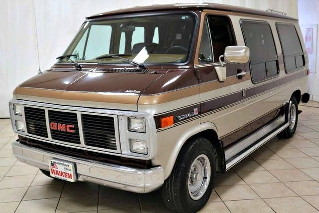 1989 gmc vandura 2500 original miles for sale photos. Black Bedroom Furniture Sets. Home Design Ideas
