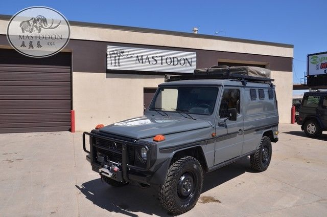 1989 Mercedes-Benz G-Class 4x4 DIESEL MANUAL