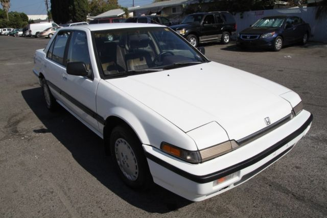 1989 Honda Accord LX