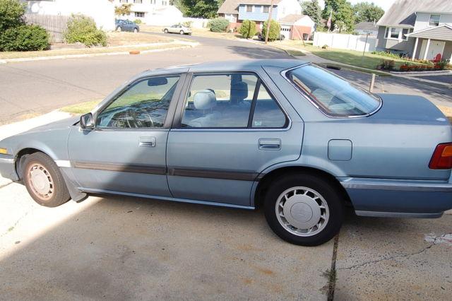 1989 Honda Accord LX-I *1-OWNER* *26,782 Original Miles* for sale: photos, technical ...