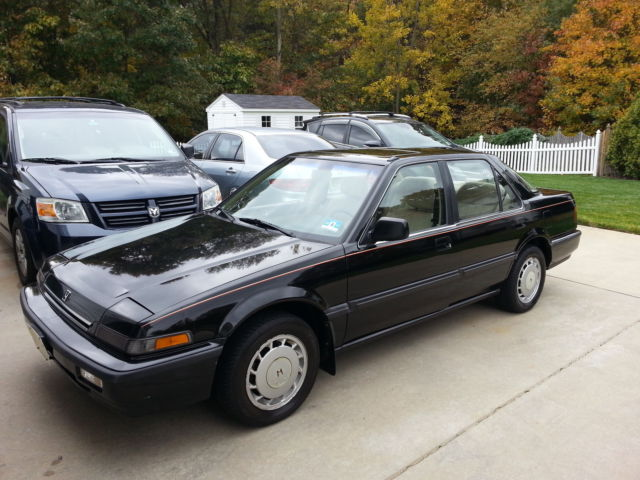 1989 honda accord lxi automatic 132k miles for sale. Black Bedroom Furniture Sets. Home Design Ideas