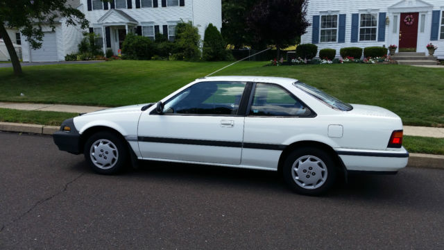 1989 Honda Accord LXI