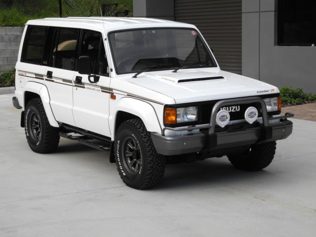 2002 isuzu trooper owners manual pdf