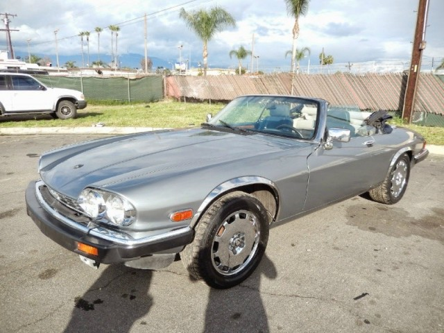 1989 Jaguar XJS CONVERSION