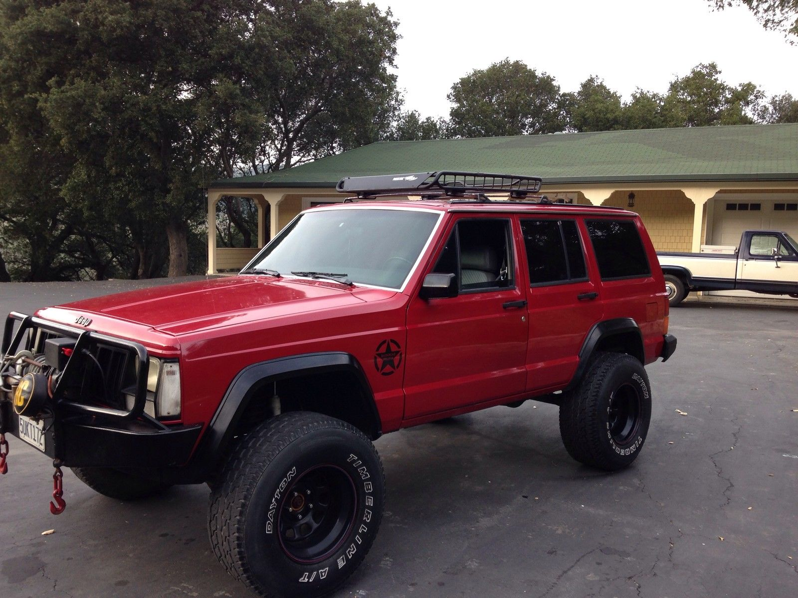 1989 jeep cherokee for sale photos technical specifications description. Black Bedroom Furniture Sets. Home Design Ideas