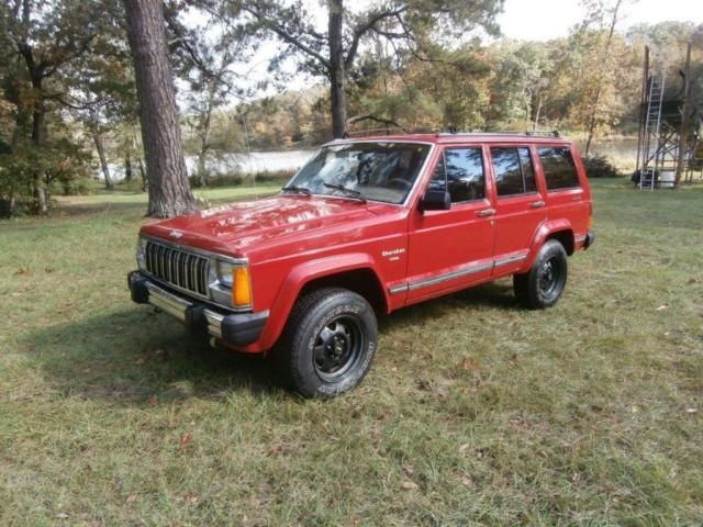 1989 Jeep Grand Cherokee Laredo