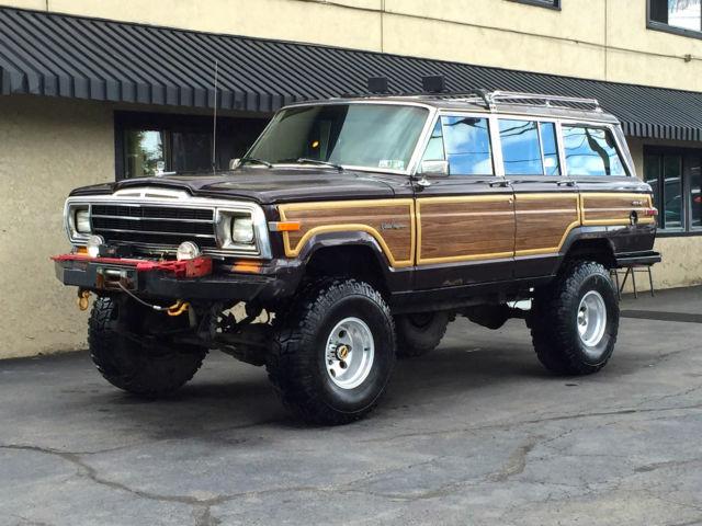 1990 Grand Wagoneer >> Jeep Wagoneer   Autos Post
