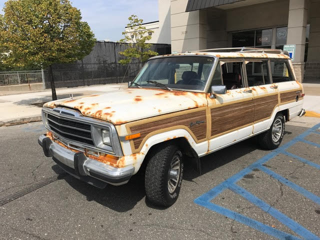 1989 Jeep Wagoneer LTD