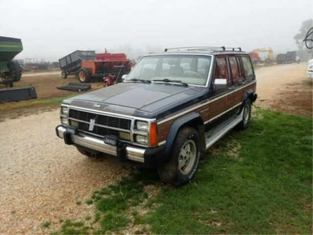 1989 Jeep Wagoneer LIMITED