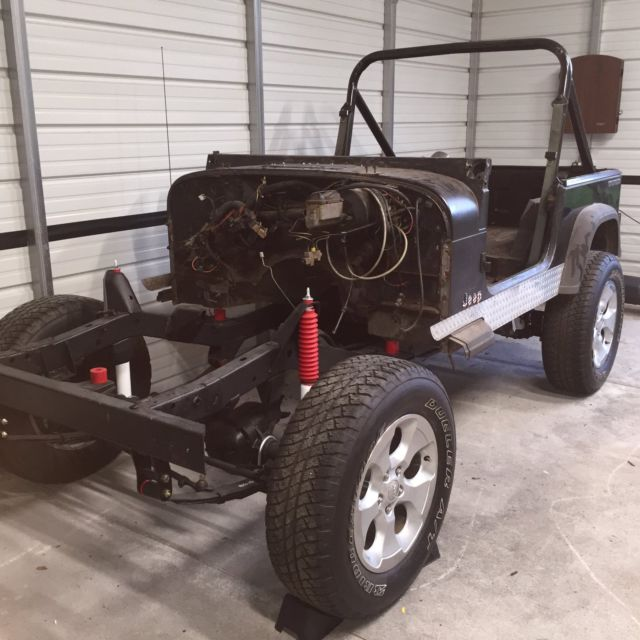 1989 jeep wrangler project for sale photos technical specifications description. Black Bedroom Furniture Sets. Home Design Ideas