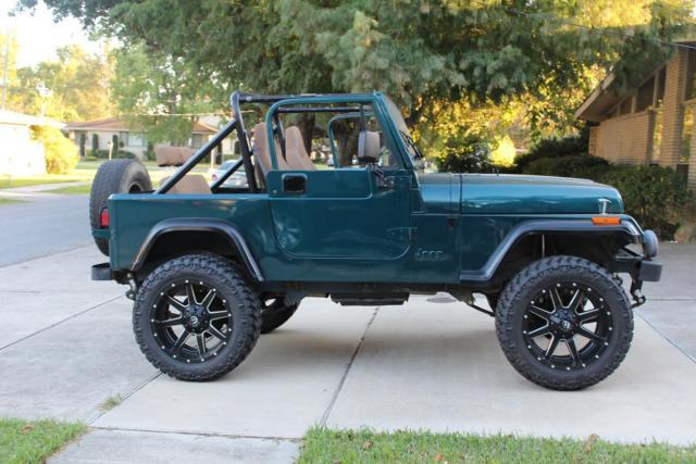 1989 Jeep Wrangler Sahara Sport 2 Door 4 2l 20 Quot Fuel