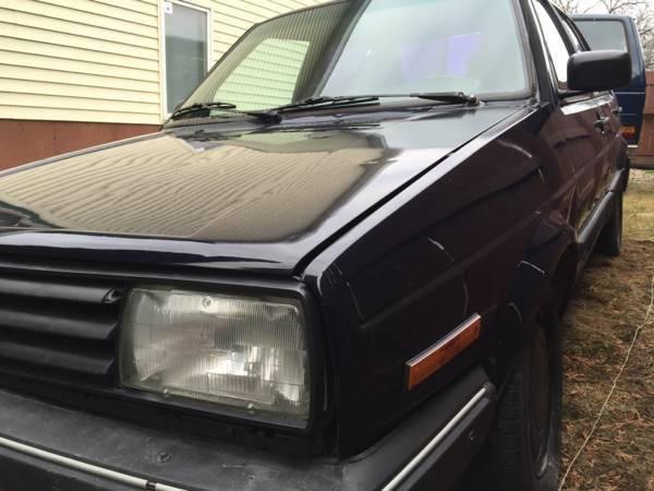1989 Jetta Diesel 1 6 NA Volkswagen VW MK2 for sale: photos