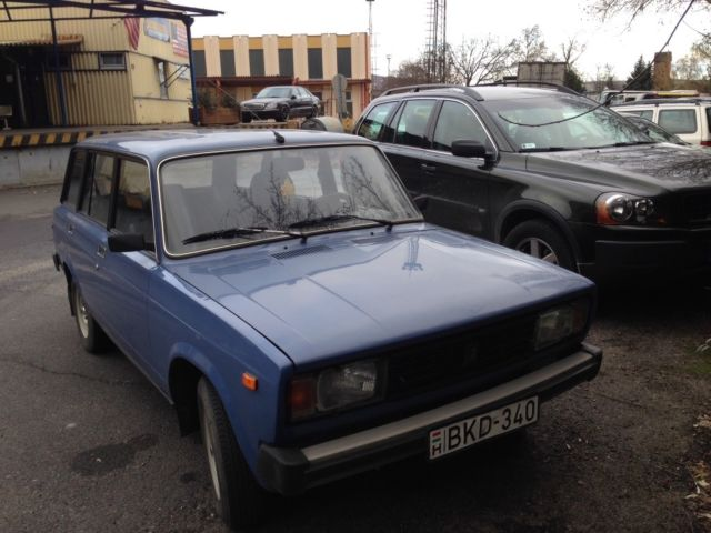 1989 Other Makes Lada VAZ 2104