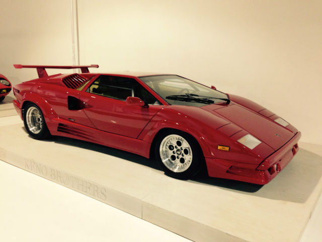 1989 Lamborghini Countach 25th Anniversary Coupe 2 Door For Sale