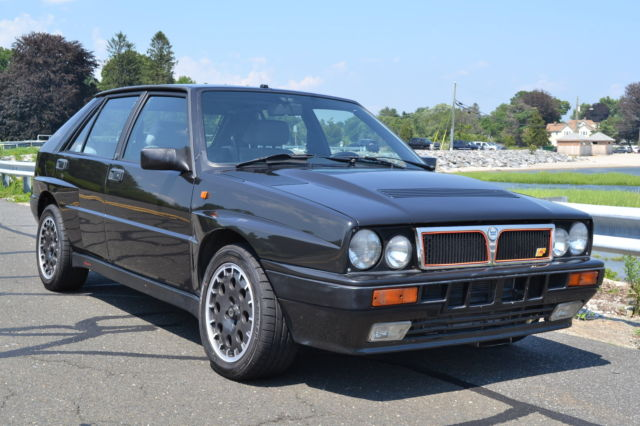 1989 Other Makes HF INTEGRALE