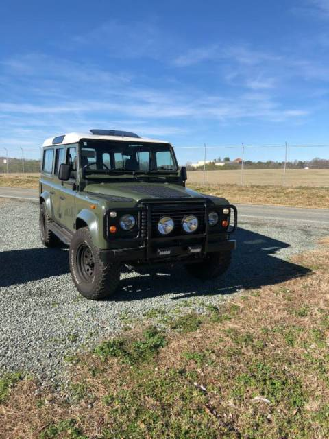 1989 Land Rover 110 Defender County