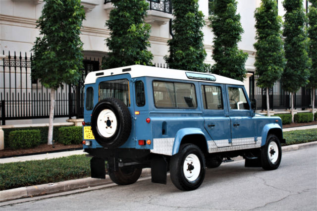 1989 Land Rover Defender 110 CSW