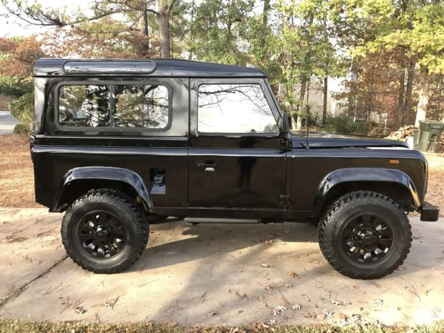 1989 Land Rover Defender 90 - COUNTY 2.5 GASOLINE ** NUMBERS MATCHING **