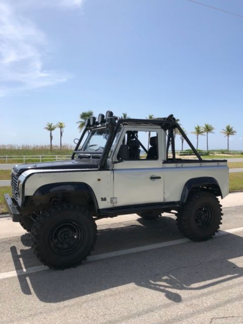 1989 Land Rover Defender Convertible