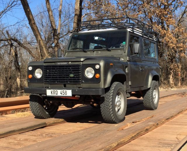 1989 Land Rover Defender County - V8 with A/C