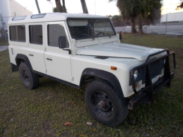 1989 Land Rover Defender 3500DL