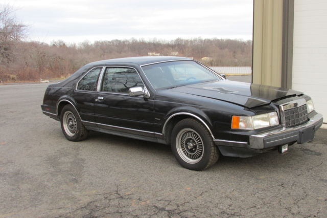 1989 Lincoln Mark Series LSC
