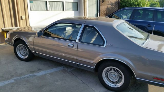 1989 Lincoln Mark Vii Lsc One Owner For Sale Photos