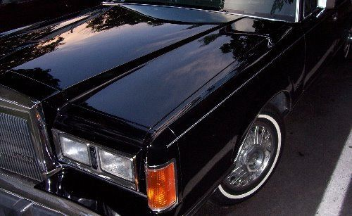1989 Lincoln Town Car Rebuilt Engine 12 000 Miles Hot Classic For