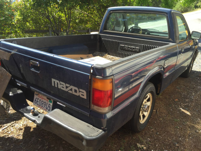 1989 Mazda B2200 2dr Truck For Sale For Sale Photos