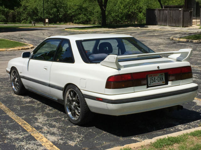 1989 Mazda MX-6 GT Coupe 2-Door 2.2L for sale: photos ...